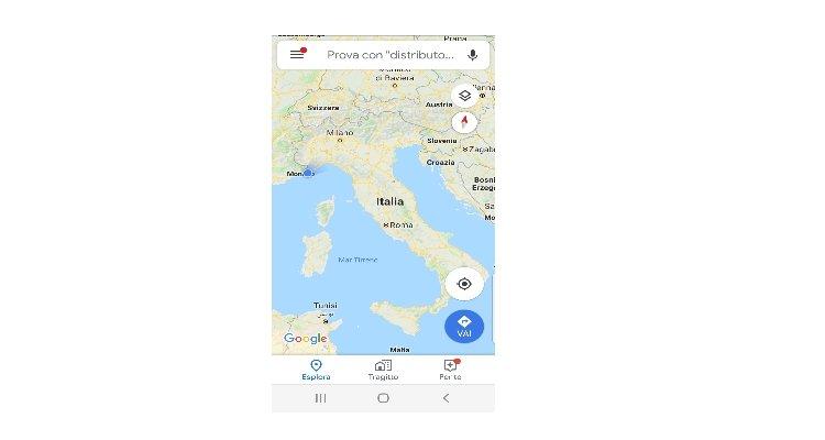Come usare le mappe offline senza connessione a internet.
