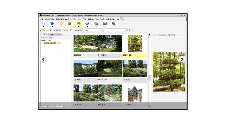 Come organizzare i file multimediali.
